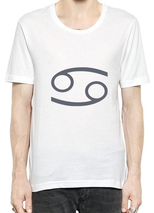 Karkat Cancer Symbol T-Shirt For Men