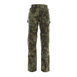 Open image in slideshow, MEGE 12 Camouflage Color Tactical Clothing Army of Combat Uniform, Military Pants With Knee Pads, Airsoft Paintball Clothing