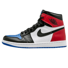 Nike Air Jordan 1 OG Top 3 AJ1 Joe 1 Mandarin Duck Fight Men's Basketball Shoes, Original Outdoor Shock-absorbing Sneakers