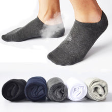 spring summer men cotton ankle Socks for men's casual solid colors short business socks male sock slippers 5pairs/lot s02