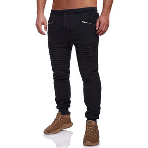 Streetwear Plus Size S-3XL Men Joggers Sportwear Casual Pants Slim Fitness Skinny Pant Sweatpants Gyms Bodybuilding INCERUN