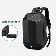 "OZUKO Men 15.6"" Laptop Backpack Fashion Waterproof Teenager Schoolbag Multifunction Male Travel Mochila USB Bluetooth Backpacks"