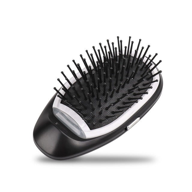 Ionic Hair Brush (Straightening & Therapy Ionic Technology)