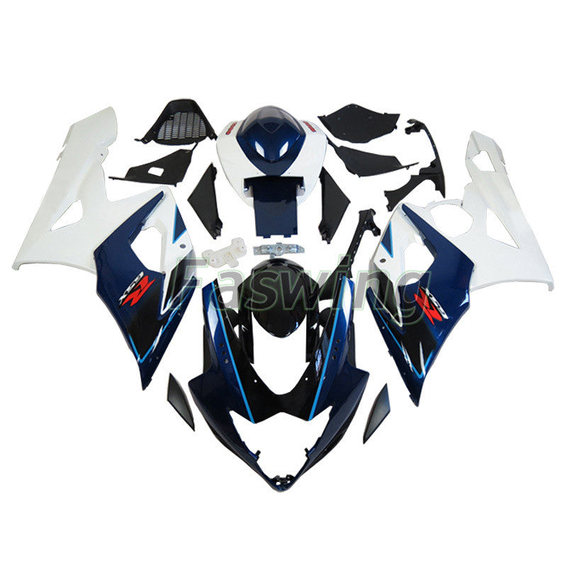 Fairings for Suzuki GSX-R1000 2005-2006 Dark Blue GSX-R Racing
