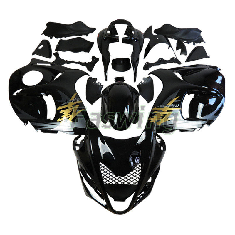 Fairings for Suzuki GSX1300R Hayabusa 2008-2019 Black