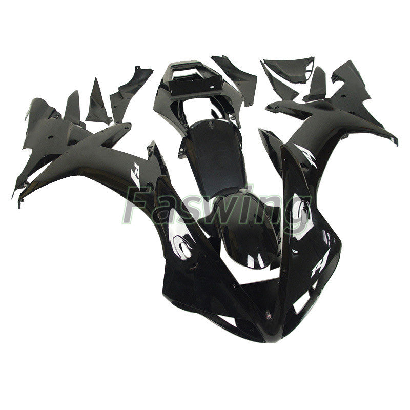 Fairings for Yamaha YZF-R1 2002-2003 Black