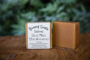 All Natural Dog Shampoo