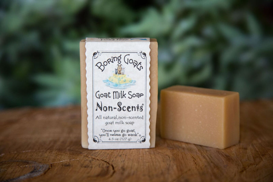 Non-Scents Soap