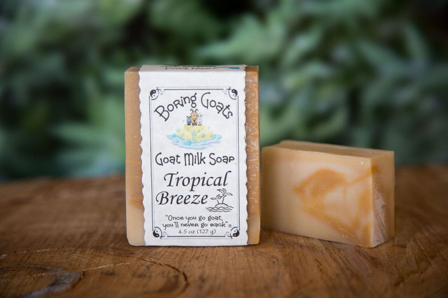 Tropical Breeze Soap