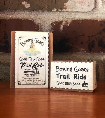 Trail Ride Soap
