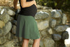 Naia Maternity Wrap Skirt