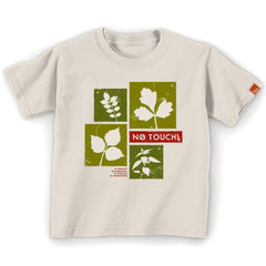 """No Touch"" Organic  Kids' Tee"