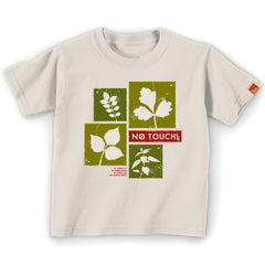 "OUTLET- ""No Touch"" Organic  Kids' Tee"