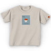 """A is for Acorn"" Organic Onesie/Tee"