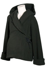 Fairview Maternity Fleece Wrap Jacket