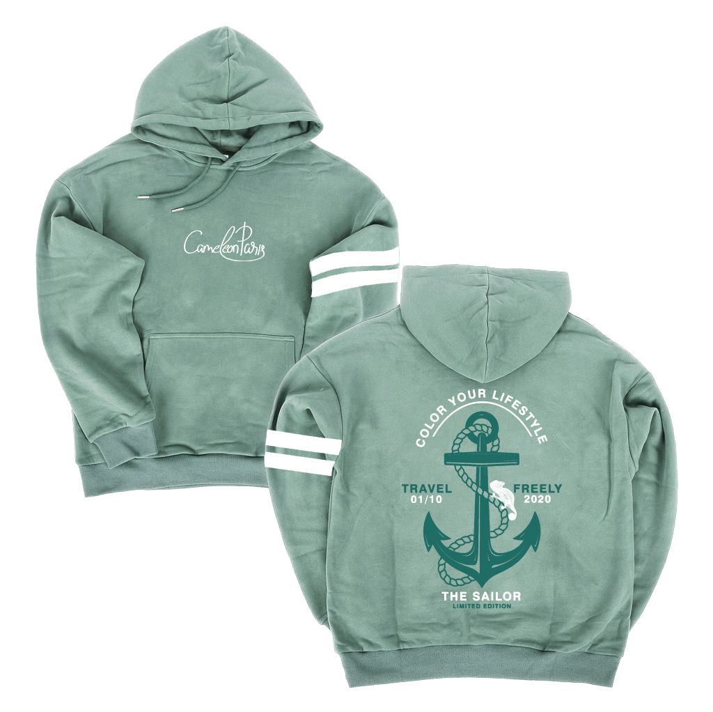 THE SAILOR - BASIL SWEATSHIRT