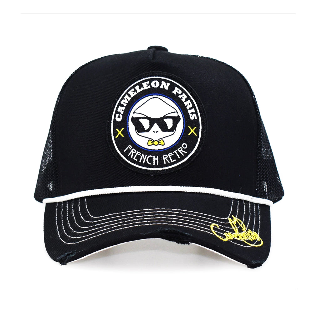 Casquette trucker CAMELEON PARIS X FRENCH RETRO