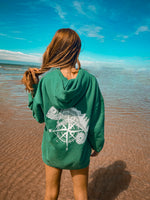 THE ADVENTURER - GREEN SWEATSHIRT