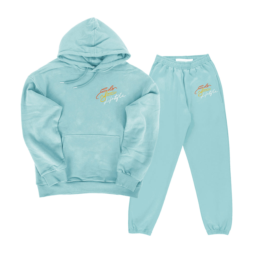 THE VINTAGE - SKY BLUE SET