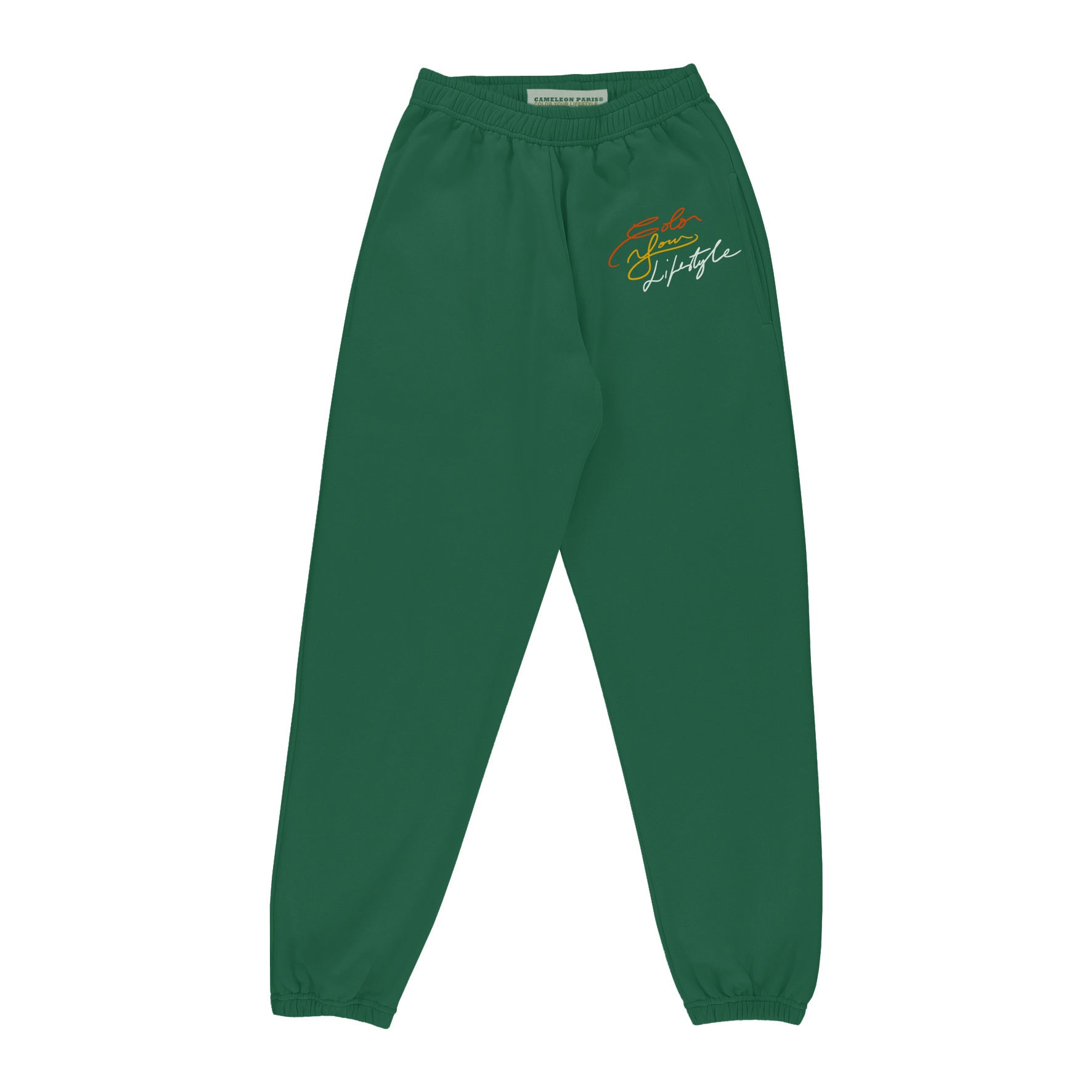 THE VINTAGE - GREEN SWEATPANT