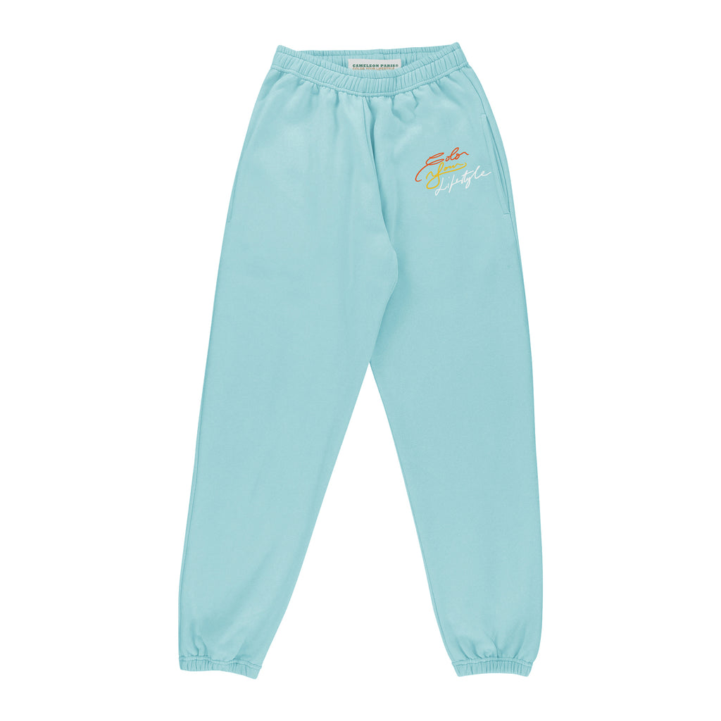 THE VINTAGE - SKY BLUE SWEATPANT
