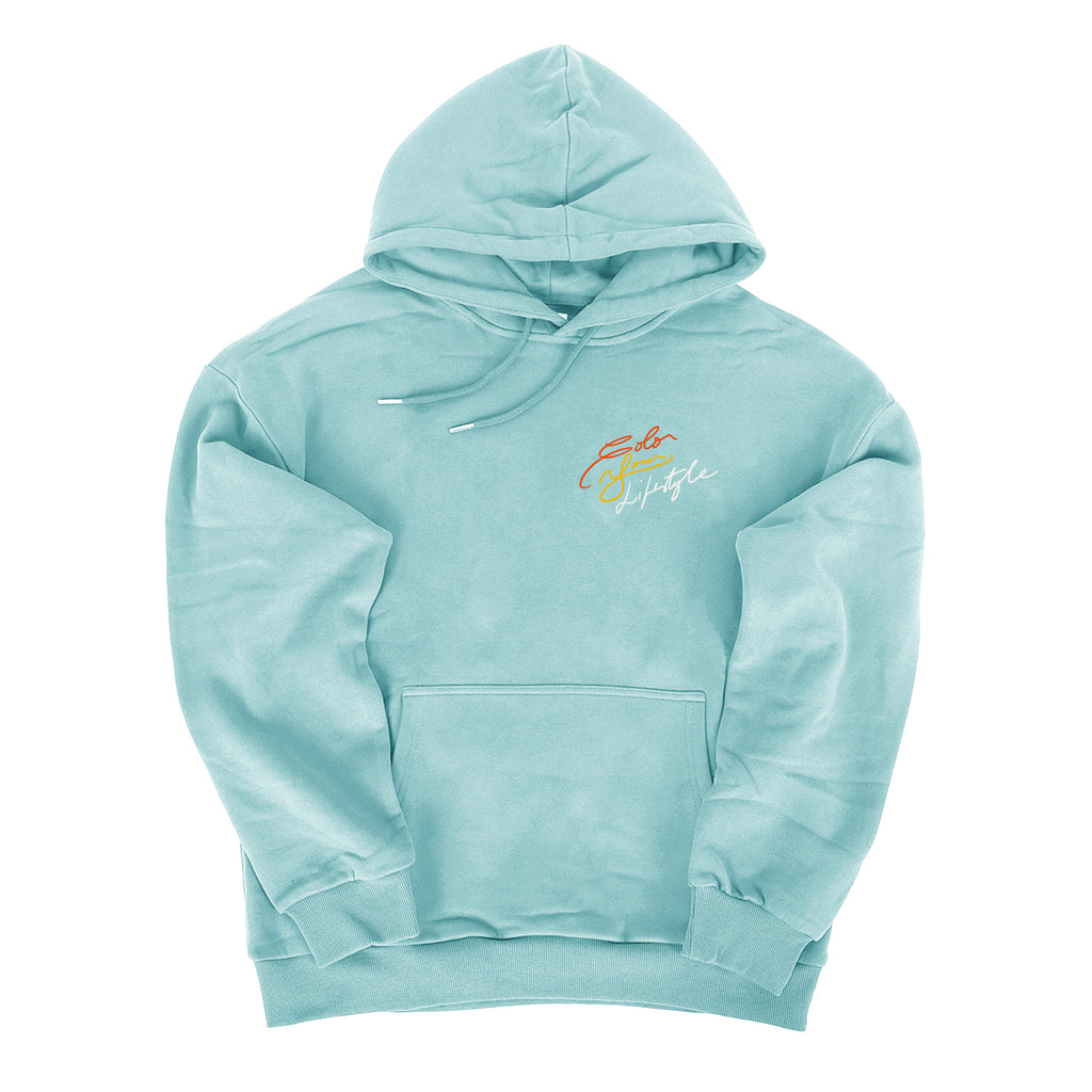 THE VINTAGE - SKY BLUE SWEATSHIRT