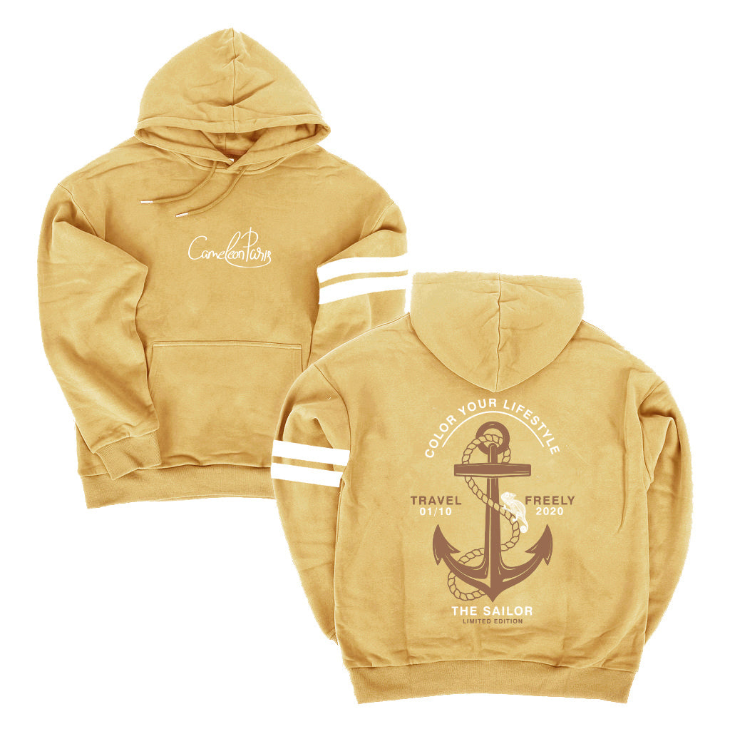 THE SAILOR - YELLOW SWEATSHIRT