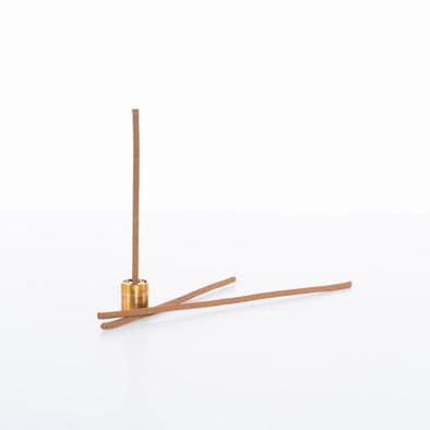 Awaken Brass Incense holder