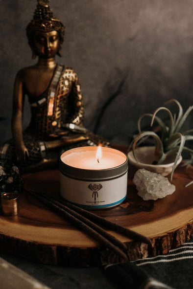 Awakened Palo Santo Candle