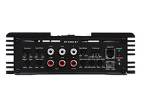Zapco ST-204D with BT Streaming