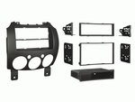 MAZDA2 / Demeo 2007-UP DIN/DDIN KIT