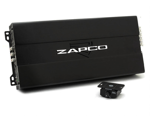 Zapco ST-206D with BT Streaming