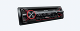 CD Receiver with BLUETOOTH® Wireless Technology MEX-N4200BT