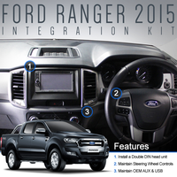 CTKFD65 Ford Ranger 2016 on