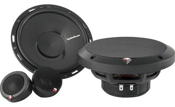 Rockford Fosgate Punch P16-s Component Speakers