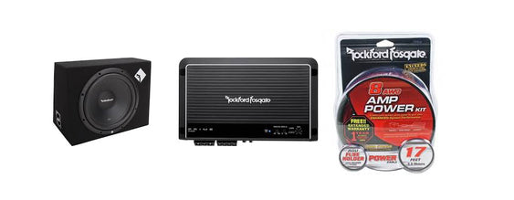 Rockford Fosgate Bass Pack