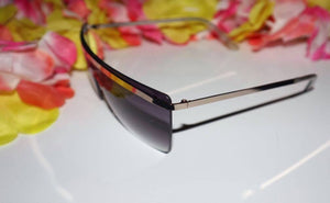 Blazeblockers- Double bowl Sunglasses - Khoris Kloset