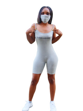 Load image into Gallery viewer, 2020- BLM jumpsuit w/mask - Khoris Kloset