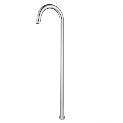 Freestanding Bath Spout Chrome