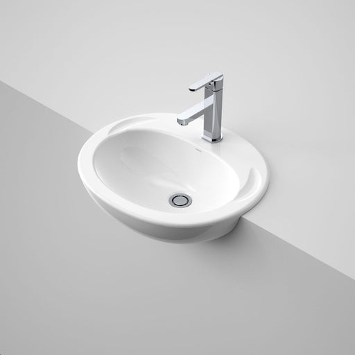 Concorde 500 Semi Recessed Basin