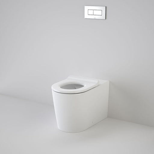Liano Junior Cleanflush® Invisi Series II® Wall Faced Toilet Suite
