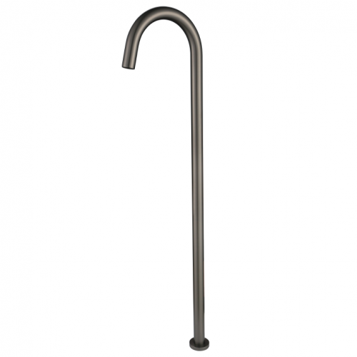 Freestanding Bath Spout Gun Metal
