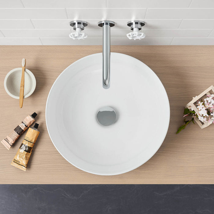 Artisan Above Counter Basin - Round 405mm