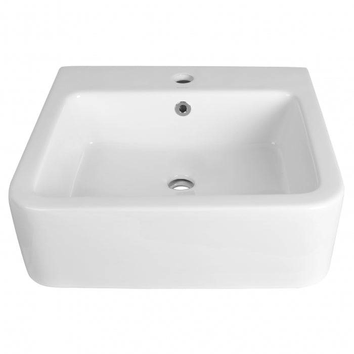 RECESS BASIN SQUARE 470X470