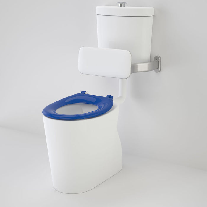 Care 610 Cleanflush Connector Suite with Backrest and Caravelle Single Flap Seat