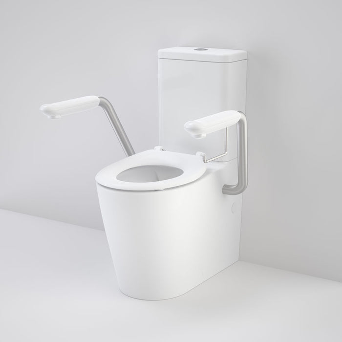 Care 660 Cleanflush WFCC Easy Height Suite with Armrests and Single Flap Seat