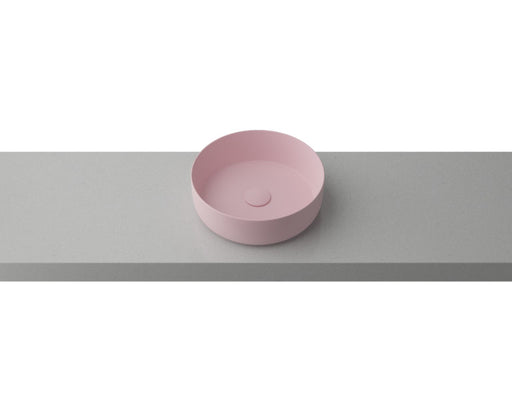 Timberline Allure Pink Basin - Above Counter