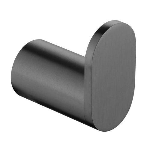 Esperia Gun Metal Grey Round Robe Hook