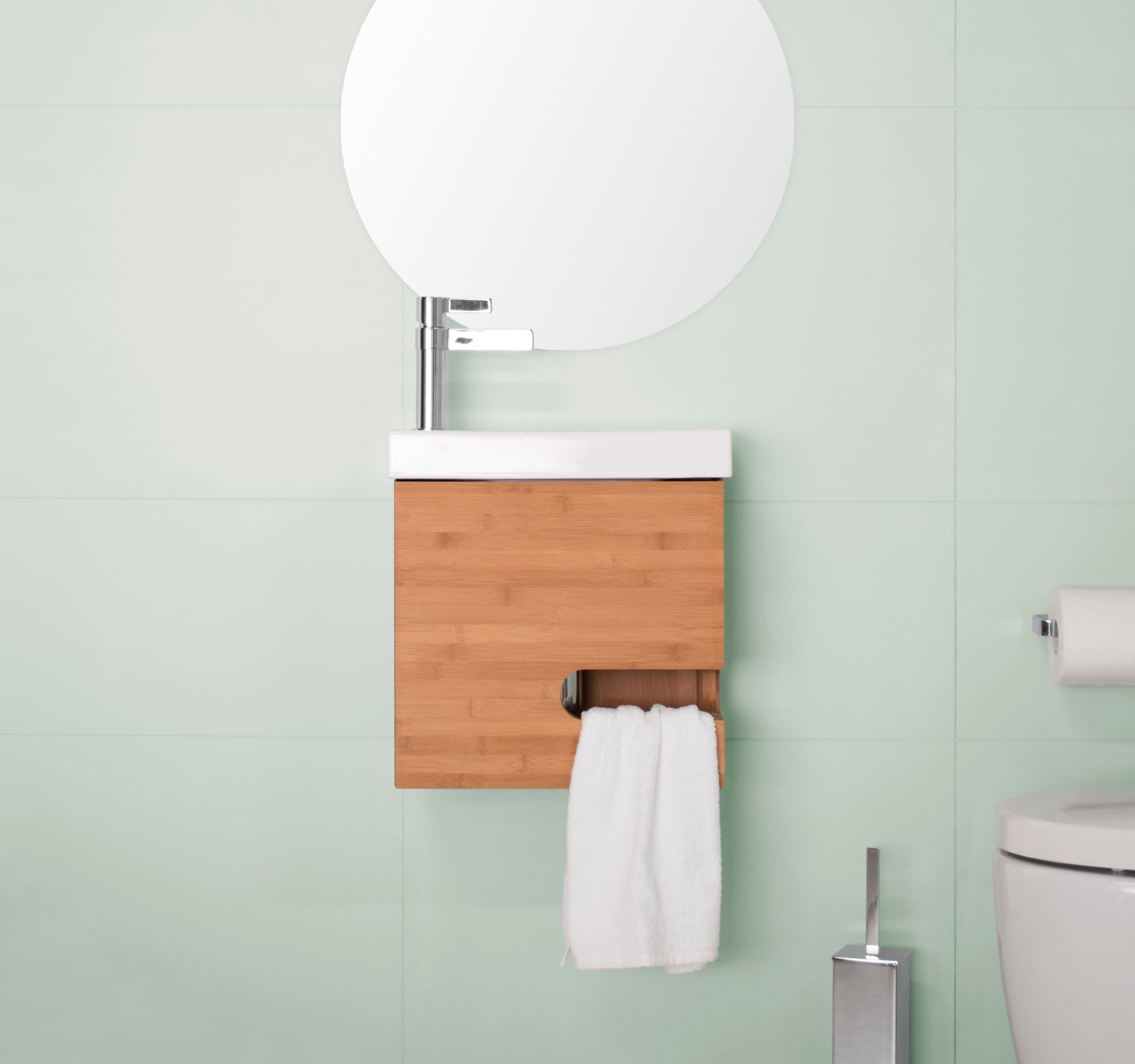 ADP Micro Small Space Vanity 400mm
