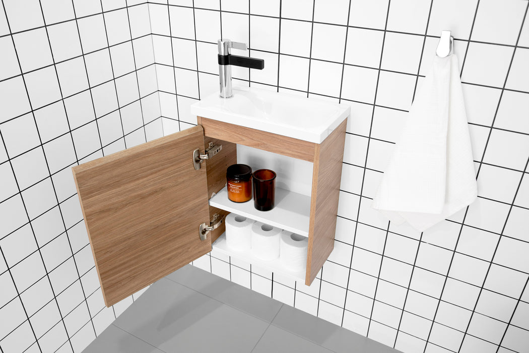 ADP Piccolo Small Space Vanity 400mm
